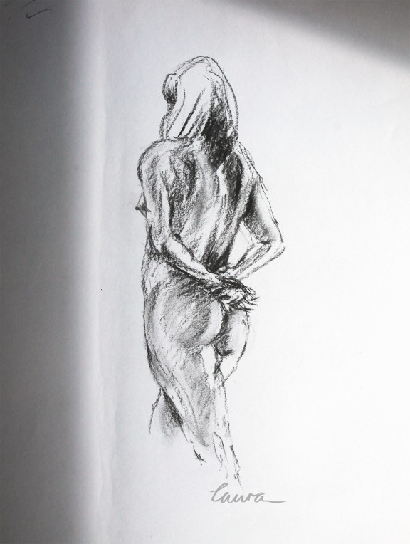 lifedrawing17 laura carter illustration 3