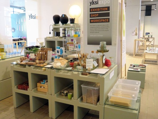 Sustainable design shop
