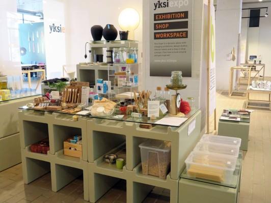 Sustainable design shop